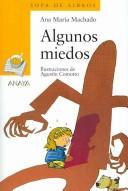 Libro de segunda mano: Algunos Miedos/ Some Fears (Sopa De Libros/ Book Soup)
