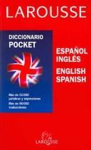 Libro de segunda mano: Diccionario Pocket Espanol Ingles-english Spanish/ Pocket Dictionary Spanish English-english Spanish