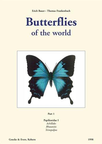 Butterflies of the World by