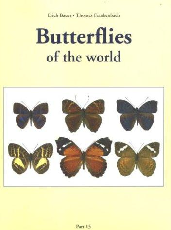 Butterflies of the World (Nymphalidae VI, Euriphene) by Jacques Hecq