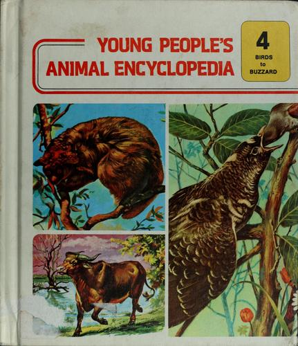 Young people's animal encyclopedia by Maurice Burton