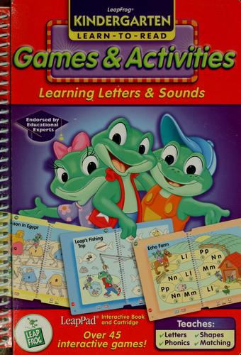 LeapFrog Kindergarten Learn-to-Read games & activities by LeapFrog (Firm)