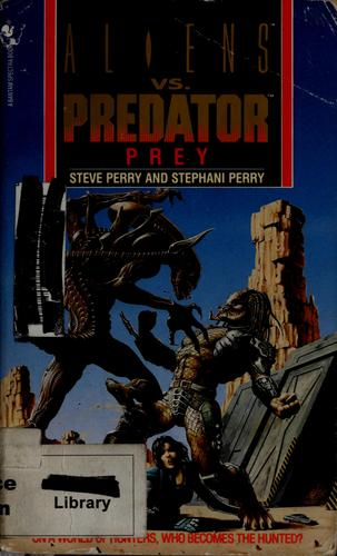 Prey by Steve Perry