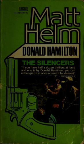 The silencers by Donald Hamilton