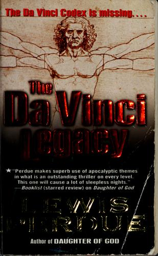 The Da Vinci legacy by Lewis Perdue