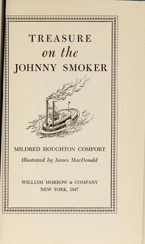 Treasure on the Johnny Smoker by Mildred Houghton Comfort