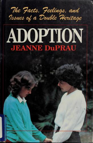 Adoption by Jeanne DuPrau
