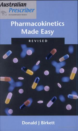 Pharmacokinetics made easy by Donald J. Birkett