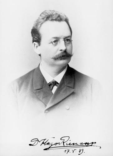 Photo of Hugo Riemann