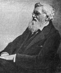 Photo of Alfred Russel Wallace