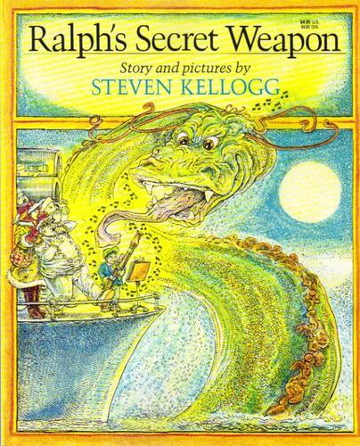 Ralph's Secret Weapon cover