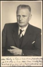 Photo of Albin Lesky