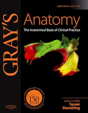 Gray's Anatomy by Susan Standring