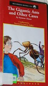 The Gigantic Ants and Other Cases