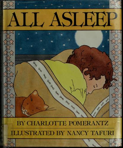 All asleep by Charlotte Pomerantz