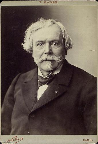 Photo of Edmond de Goncourt