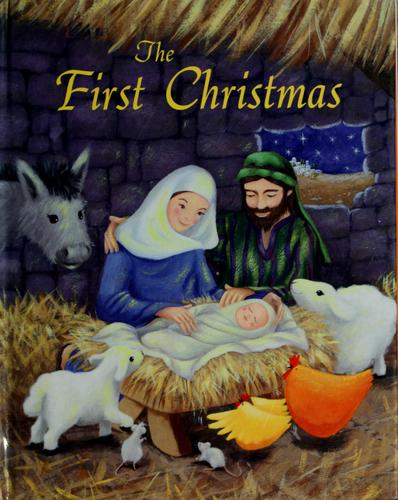 The first Christmas by Gaby Goldsack