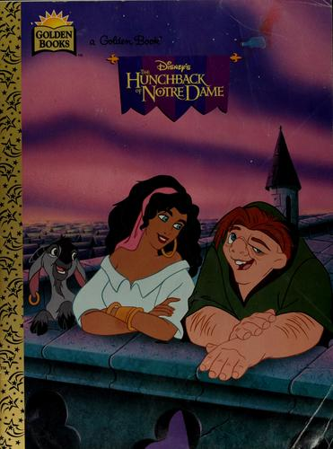 Disney's the hunchback of Notre Dame by Jean Little