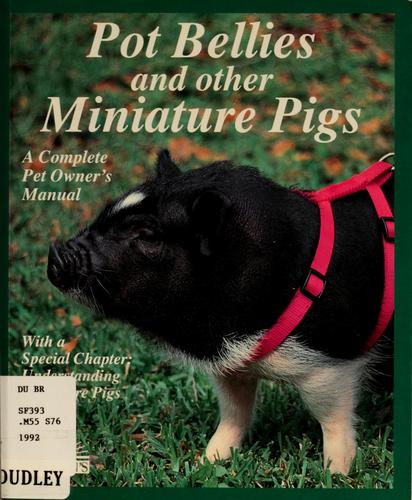 Miniature pigs by Pat Storer