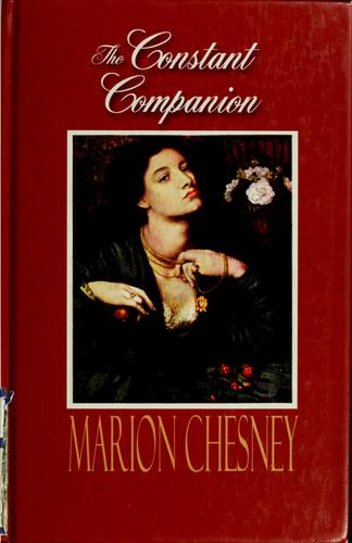 The constant companion by Marion Chesney