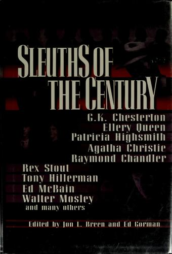 Sleuths of the century by Jon L. Breen