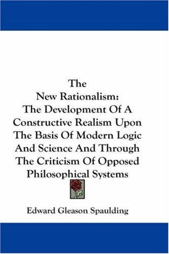 The New Rationalism