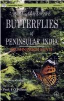 Butterflies of Peninsular India by K. Kunte