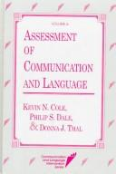 Assessment of communication and language by Philip S. Dale, Donna J. Thal