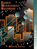 Energy Management Handbook by Wayne C. Turner