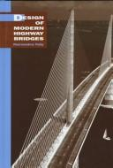 Design of modern highway bridges by Narendra Taly