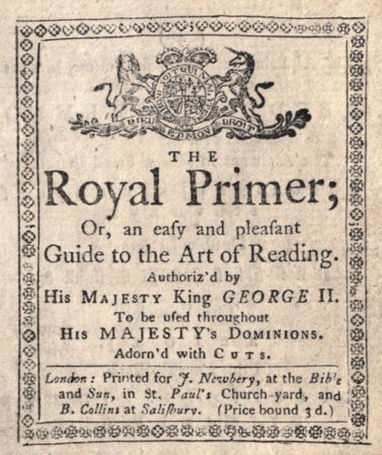 The Royal primer by