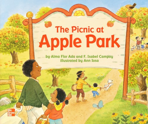 The Picnic at Apple Park [big book] by Alma Flor Ada, F. Isabel Campoy