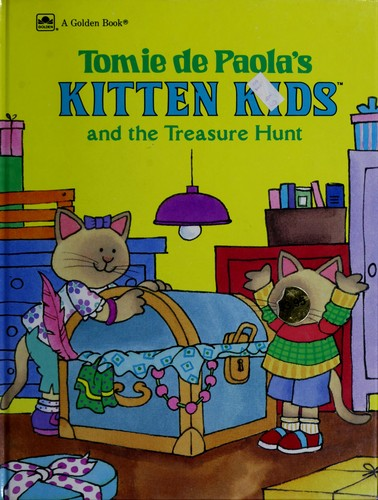 Kitten Kids & Treasure Hunt by Jean Little