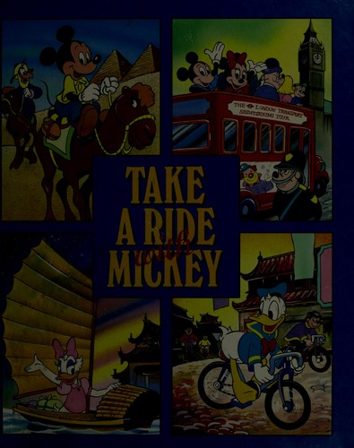 Take a ride with Mickey by Seymour Reit