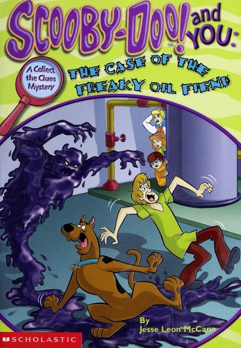 Scooby-Doo! and you.