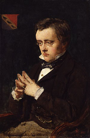 Photo of Wilkie Collins