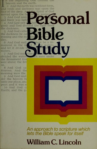 Personal Bible study by William C. Lincoln
