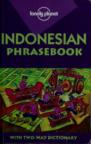 Indonesian phrasebook by Patrick Witton