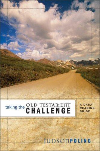 Taking the Old Testament Challenge by John Ortberg