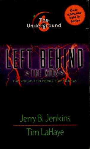The young Trib force fights back by Jerry B. Jenkins