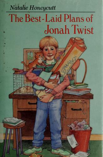 The best-laid plans of Jonah Twist by Natalie Honeycutt