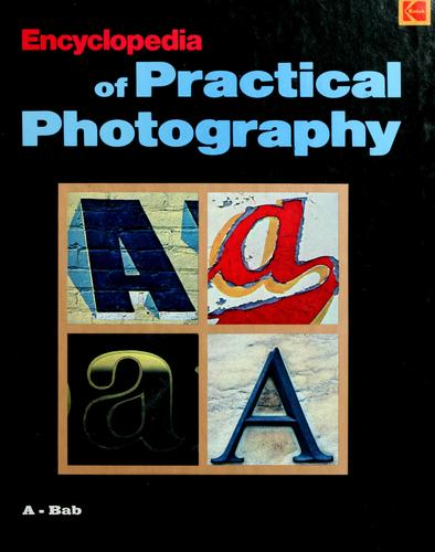Encyclopedia of practical photography by Eastman Kodak Company