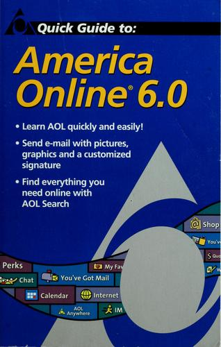 Quick guide to America Online 6.0 by Judy Karpinski