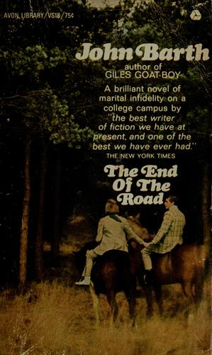 The end of the road by John Barth