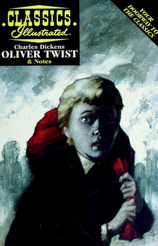 Oliver Twist by Georgina Campbell