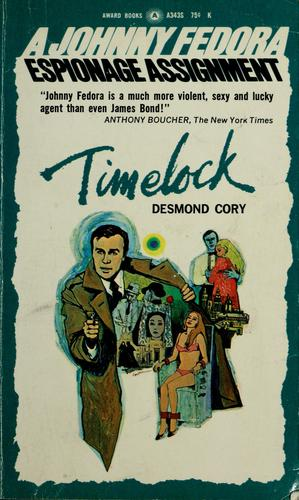 Timelock by Desmond Cory