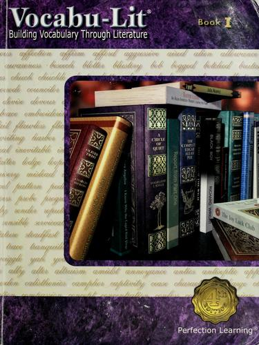 Image 0 of Vocabu-lit Book G