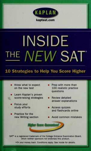 Inside the new SAT by Kaplan, Inc