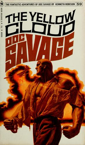 Doc Savage. # 59 by Evelyn Coulson [Kenneth Robeson]