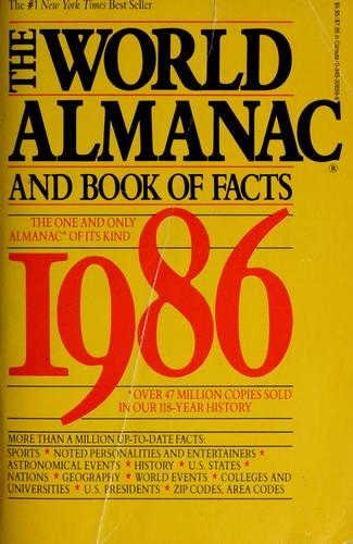 The world almanac and book of facts, 1986 by